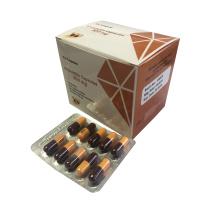 Amoxicilina GMP 500 mg por cápsula