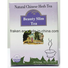 High Quality Ginseng Anti Adipose Tea / Beauty Slimming Tea