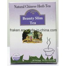 Ginseng de alta qualidade anti chá adiposo / beleza emagrecimento chá