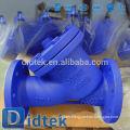 Didtek Fast Delivery DIN Cast Steel DN100 Y Type Strainer