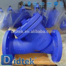 Didtek Trade Assurance DIN Литая сталь GS-C25 Y-Strainer