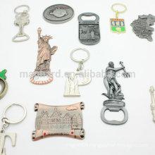 Cool Zinc Alloy Metal Fridge Magnet For New York Tourist Souvenir