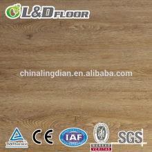 Suelo de vinilo PVC impermeable de Unilin Click LVT