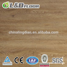 High Quality German Technology12.3mm Unilin Click 100% Waterproof Wooden HDF Distressed Finish Vintage Oak Laminate Flooring