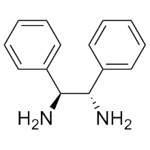 Chiral Chemical CAS Nr. 29841-69-8 (1S, 2S) -Diphenylethan-1, 2-Diamin