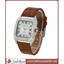 Relógio de couro relógio de movimento japão relógio de moda mulher (ra7241)