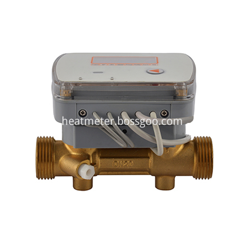Ultrasonic Cold Water Meter with M-bus