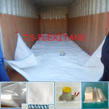 Flexitank para transporte de óleo cozinha usado