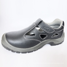 Factory Cheap Steel Toe Anti Static Safety Shoes Work Shoes Safety Summer Breathable Metal Toe Cap Safety Shoe