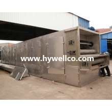 Carrot Dice Continuous Drying Machine