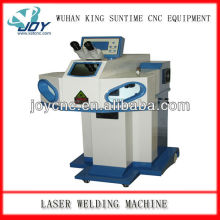 Gold or silver jewelry perfect spot welding machine hot selling