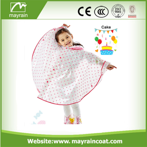 Lovely Kids Raincoat
