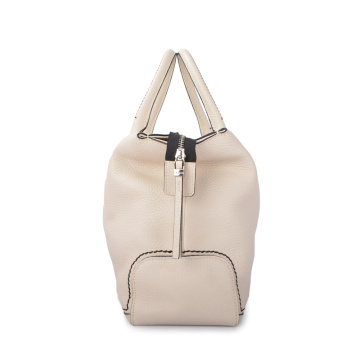 Nuova shopping bag in pelle con estrattore in pelle