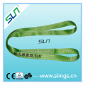 Sf 5: 1 Double Layer Green Endless Webbing Sling with Ce GS