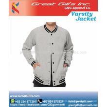 Neue billige benutzerdefinierte Männer Winter Uni-Jacken