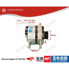 original yuchai YC4D alternator D12F1-3701100