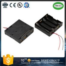 Suporte de bateria 3V Suporte de bateria impermeável Suporte de bateria AA