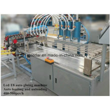 Máquina de revestimento automática do tubo do diodo emissor de luz T8