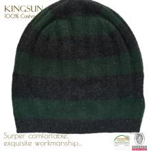 KS-139 Winter 100% Cashmere Männer Hut, Strickmütze, Wolle Kaschmirhüte