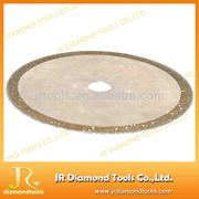 China hot selling gemstone /jewelry cutting and grinding disc
