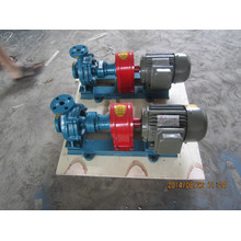 RY air-cooled hot oil pump/hot oil furnace/heat circulating pump the oil heating circulation pumps