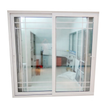 изящный дизайн пвх раздвижные двери / пвх дверной рисунок