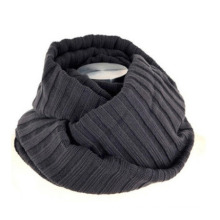 Mens Womens Unisex Hood Wrap Multiple Style Neck Warmer Thick Winter Knitted Scarf Loop Snood (SK805)