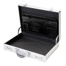Alumínio Mala Alumínio Attache Case Alumínio Case Laptop Case