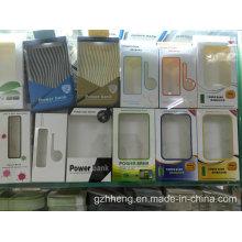 Caja de regalo plástica de encargo al por mayor de China (PVC 381)