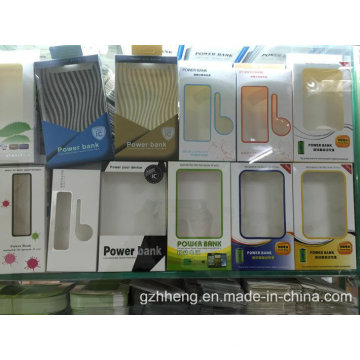 Wholesale Custom Plastic Gift Box From China (PVC 381)
