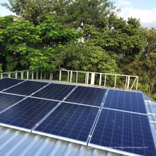 Tin Dach L-Fuß Solar Kit Sonnenblende Kipphalterung