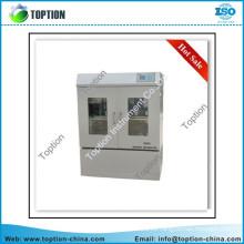 Oscilador termostático de diseño de doble capa