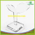 4-Tier Clear Acrylic Bangle Bracelet Display Stand