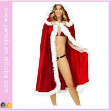 Popular Christmas Clothes Red Cloak