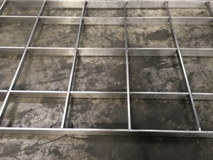 Stainless Steel Press locked Grating