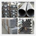 Material de construção de tubo de prata de alumínio 1060