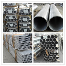 1060 Aluminum Silver Tube Building Material
