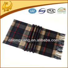 Wholesale Latest Fashion Cashmere Check Scarf