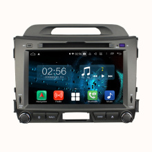 in dash car multimedia for Sportage 2010-2012