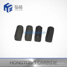 Yg15 Wear Resitant Cemented Carbide Mining Tips