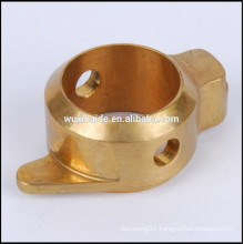 OEM precision brass machining manufacture, brass cnc machining accessories, professional brass CNC lathe machining turning parts