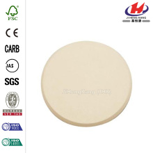 Smooth Self-Adhesive Ivory Vinyl Wall Protector