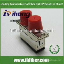 Adaptateur FC SC / adaptateur duplex fibre optique duplex boîtier métallique