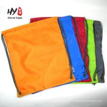 Mochila de cordón no tejido reutilizable de alta calidad