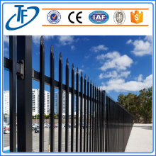 Garrison Steel Picket Fencing, Forjado Iron Fence
