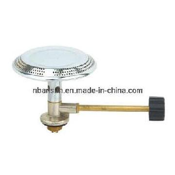 Portable steel gas burner