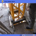 Qtg10 Inner Climbing Tower Crane, Mini Tower Crane
