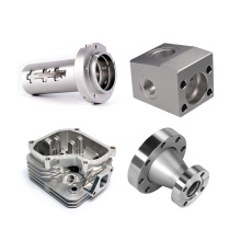 Customized High precision aluminum CNC machining Turning Mechanical Component parts industrial parts