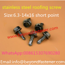 Stainless Steel Roofing Screw Self Drilling Screw