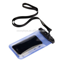 Customs cell phone case,waterproof drawstring bag